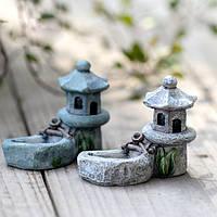 Вежа з басейном в мініатюрі