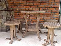 Мебельный комплект из ротанга 65к