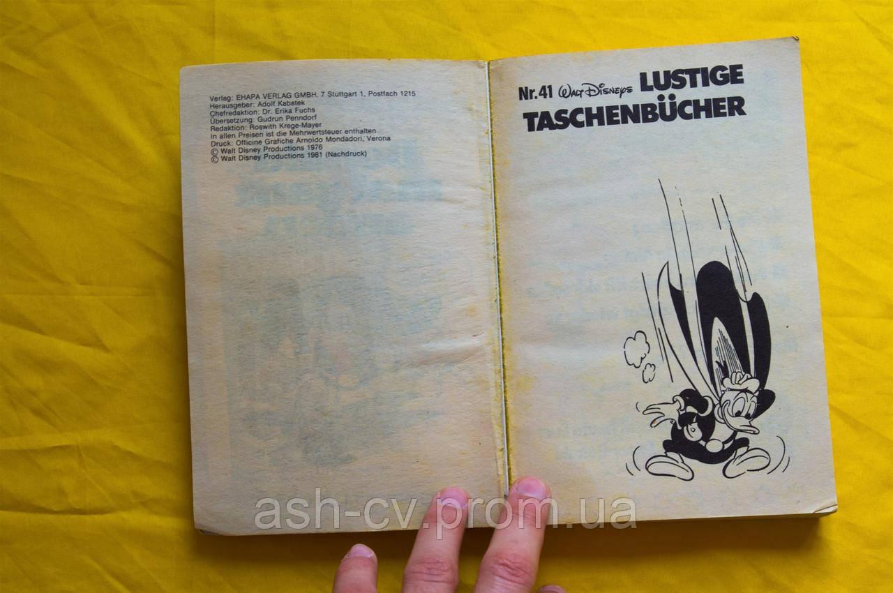 журнал Walt Disney Donald Duck 41 1981 продажа цена в
