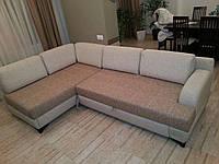 Угловой диван изготовление по размерам заказчика