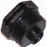 Втулка (гайка пластиковая) клапана трехходового G20, артикул 50101026, код сайта 0205