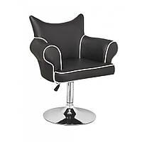 Кресло парикмахерское HC332 Черное