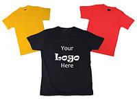Футболки под заказ, производство футболок, купить футболки с логотипом