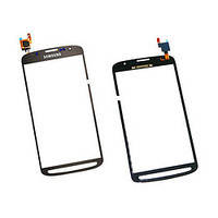 Тачскрин для Samsung i9295 Galaxy S4 Active. серый
