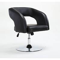 Кресло парикмахерское HC801черное
