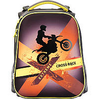 """Рюкзак шкільний каркасний """"Kite"""" 531 Cross race K17-531M-3"""