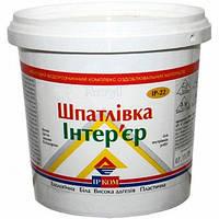 Шпаклевка Ирком Интерьер ИР-22 1.5 кг