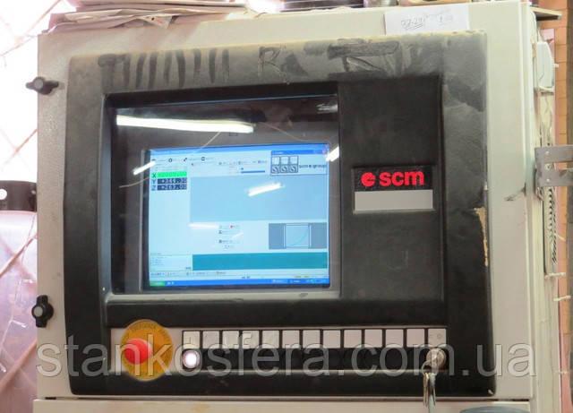 Пульт управления обрабатывающего центра SCM tech 25