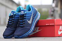 Мужские кроссовки Nike AIRmax (голубой)