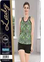 Женский комплект с шортами LADY TEXILE