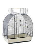 Savic СИМФОНИЯ 60 клетка для птиц с открывающимся верхом, голубой