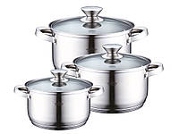 Набор посуды Peterhof Carlton PH-15744 (6 предметов)