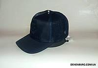 Бейсболка мужская PHILIPP PLEIN P739 тёмно-синяя