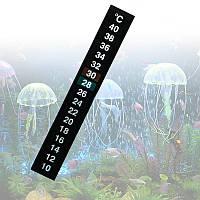 Термометр (градусник) самоклеющийся для аквариума