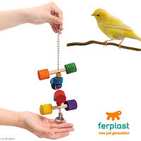 Деревянная игрушка для птиц, Ferplast