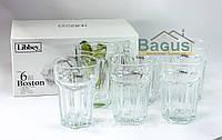 """Набор стеклянных стаканов 400 мл (6 шт./наб.) Libbey """"Boston"""" (1795358)"""