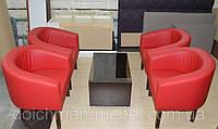 Кресла мягкие для ресторана, бара, кафе на заказ от производителя, фото 1