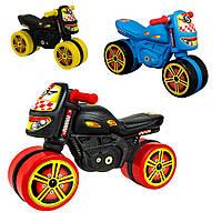Детский беговел-ролоцикл «Мини-байк» 4098 Технок