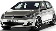 Фаркопы на Volkswagen Golf 7 (c 2012--)