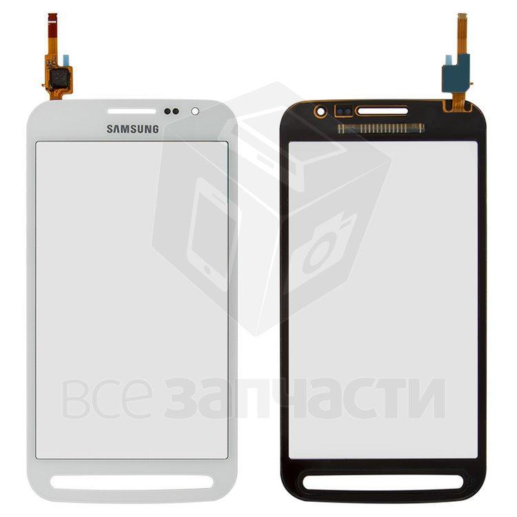 Сенсорный экран для мобильного телефона Samsung I8580 Galaxy Core Advance, белый