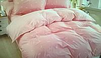 Постельное белье из сатина Розовые бантики