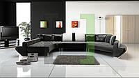 Дизайн-проект интерьера - гостиная modern