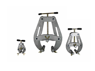ЛЁГКИЕ АЛЮМИНЕВЫЕ ЦЕНТРАТОРЫ (Aluminium Pipe Alignment Clamp)