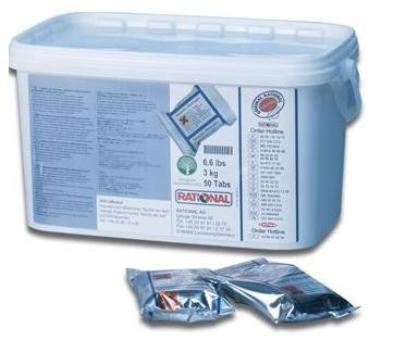 Таблетки ополаскивающие Rational 56.00.211 - «Е-групп» - оборудование для Вашего Бизнеса в Днепре