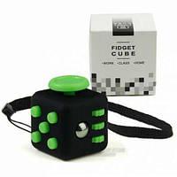 Антистрессовый кубик, FIDGET CUBE, фиджеткуб, непоседа-куб (2,2x2,2см), фото 1