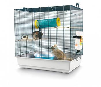 Клетка Savic ЧИЧИ 2 (Chichi 2) для грызунов, эко-хром, 80х50х80 см