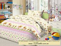 Комплект постельного белья Мишки и зайчики (Комплект)