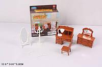 """Мебель """"Happy Family"""", письменный стол, в кор. 12*14*5см (120шт)(012-05B)"""