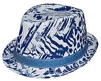Шляпа модная, современная  летняя трилби  Новый День