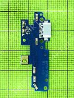 Плата разъема USB Xiaomi Redmi 4 с микрофоном Оригинал