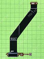 Шлейф системного разъема Samsung Galaxy Note 10.1 N8000 126mm Оригинал Китай
