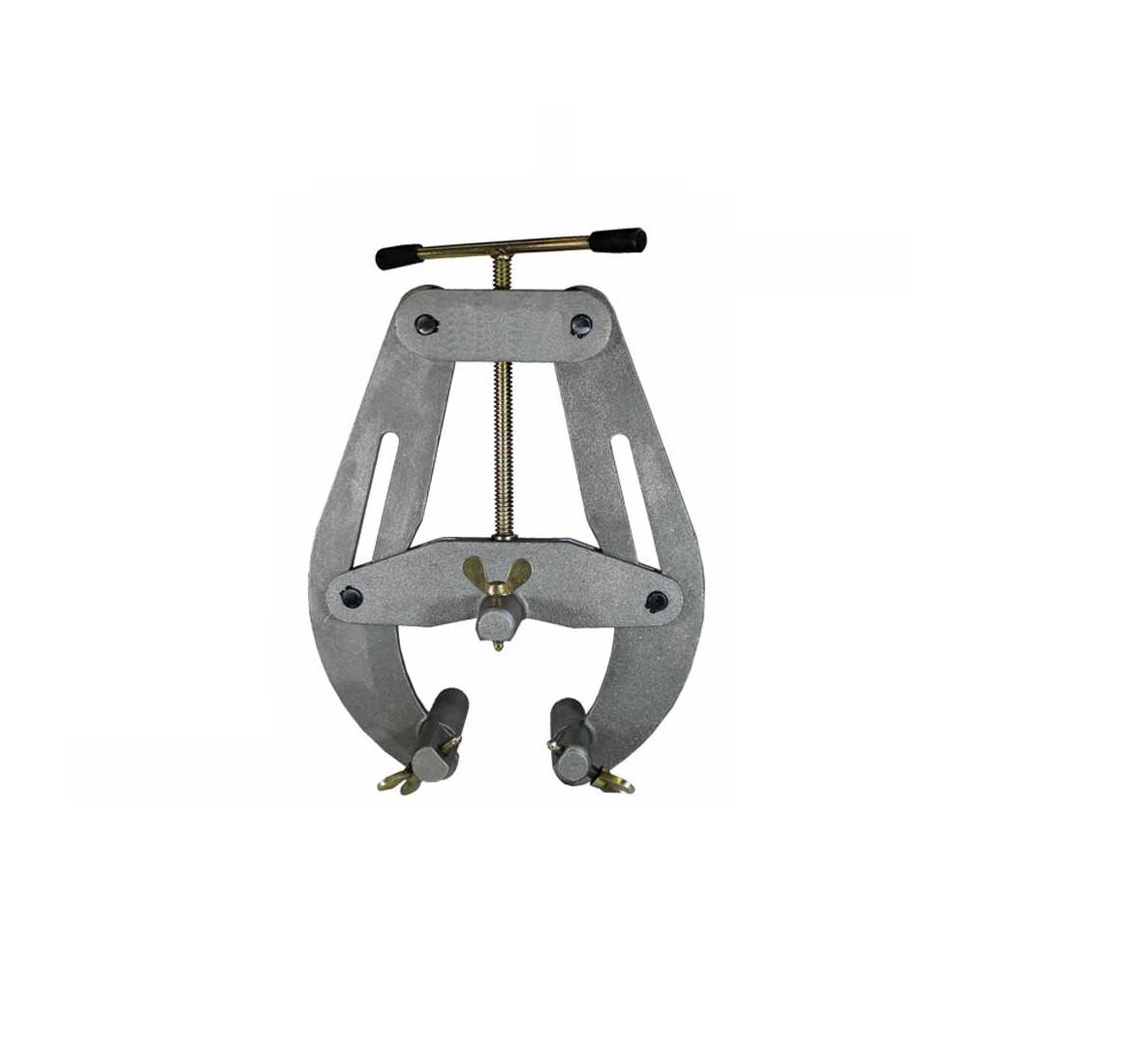"""Легкий алюминеевый центратор для труб 6""""-12"""" дюймов (168-355 мм)"""
