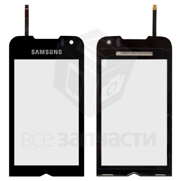 Сенсорный экран для мобильных телефонов Samsung S8003, черный