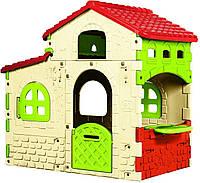 Домик детский игровой Sweet House Feber - Испания - просторный и безопасный