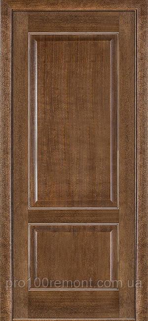 Двері Terminus Classic модель №04 ПГ/З (дуб браун)