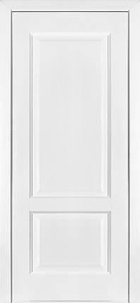Двери Terminus Classic модель №04 ПГ/ПО (ясень белый Эмаль, ясень Crema), фото 2