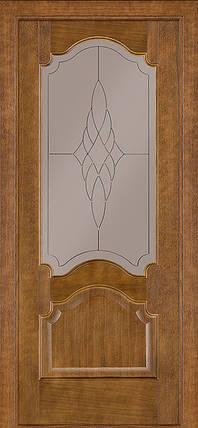 Двери Terminus Classic модель №08 ПГ/ПО (дуб темный), фото 2