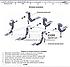 Подножки боковые для Митсубиши Л200 (в стиле БМВ Х5 CanOto), фото 6