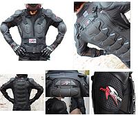 Защита тела черепаха для активного спорта Probiker