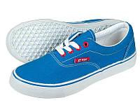 05-19 Синие Фирменные женские кеды FREE STYLE модель 412-261 blue  38