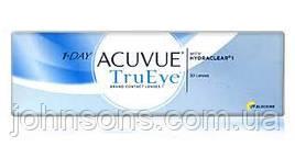 1 Day Acuvue TruEye Однодневные Контактные линзы  (30шт в уп)