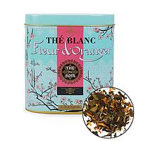 Органический белый чай  с ароматом цветов апельсина ,40г Terre d'Oc