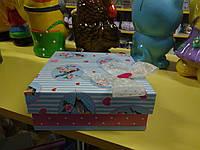 "Коробка подарочная ""Птички"""