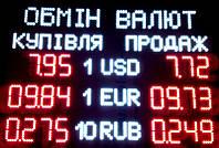 Изготовление светодиодных табло курс валют