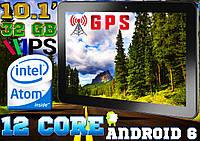 Планшет ASUS, INTEL 12 ядер, 10.1'', 32 Gb , IPS, GPS, гарантия
