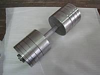 Гантели наборные, разборные две по 50 кг. (сталь без покрытия)